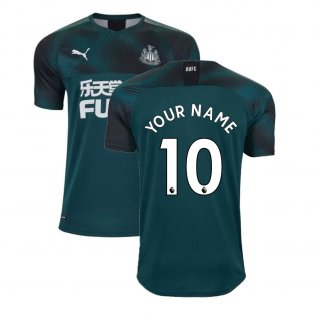 2019-2020 Newcastle Away Football Shirt (Your Name)