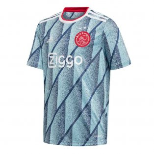 2020-2021 Ajax Adidas Away Shirt (Kids)