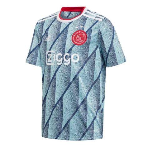 2020-2021 Ajax Adidas Away Shirt (Kids)