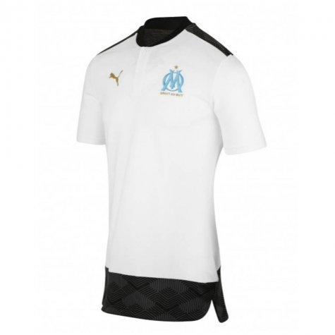 2020-2021 Marseille Casuals Polo Shirt (White)