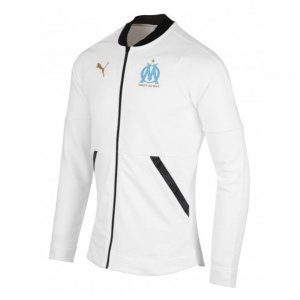 2020-2021 Marseille Casuals Jacket (White)