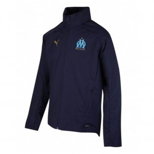 2020-2021 Marseille Training Jacket (Peacot)