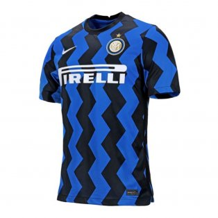 2020-2021 Inter Milan Home Nike Football Shirt