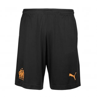 2020-2021 Marseille Training Shorts (Black)