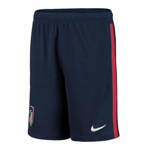 2020-2021 Atletico Madrid Home Nike Football Shorts (Kids)