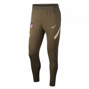 2020-2021 Atletico Madrid Nike Training Pants (Khaki) - Kids