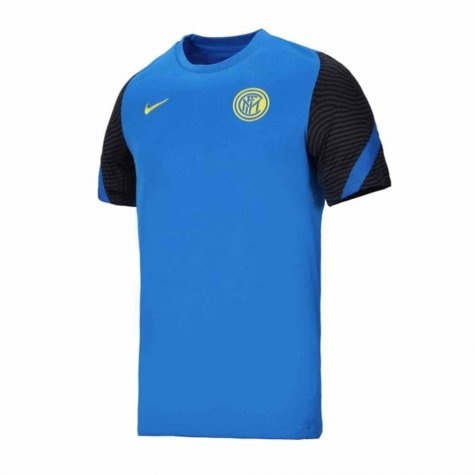 2020-2021 Inter Milan Nike Training Shirt (Blue)