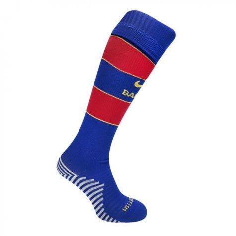 2020-2021 Barcelona Nike Home Socks (Blue)