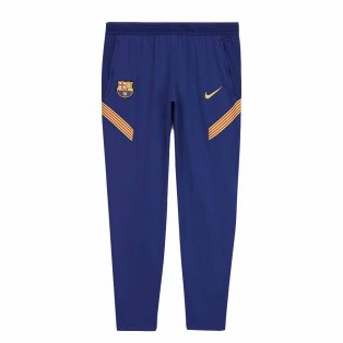 2020-2021 Barcelona Nike Training Pants (Blue)