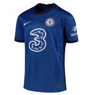 2020-2021 Chelsea Home Nike Football Shirt (Kids)