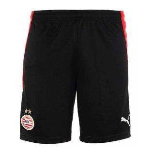 2020-2021 Psv Eindhoven Puma Home Shorts (Black)