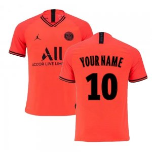 2019-2020 PSG Jordan Away Shirt