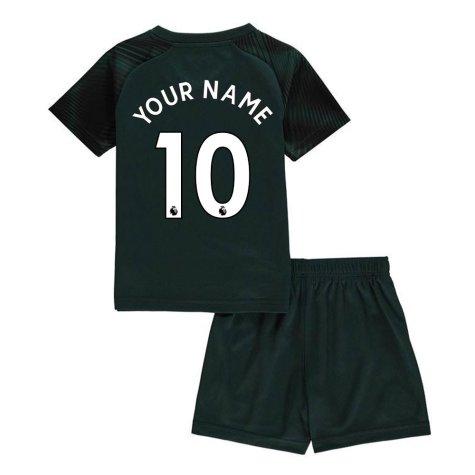 2019-2020 Newcastle Away Mini Kit (Your Name)