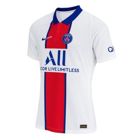 2020-2021 PSG Authentic Vapor Match Away Nike Shirt