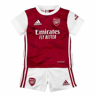 2020-2021 Arsenal Adidas Home Baby Kit