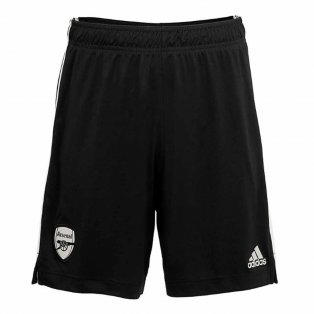 2020-2021 Arsenal Adidas Home Goalkeeper Shorts (Kids)