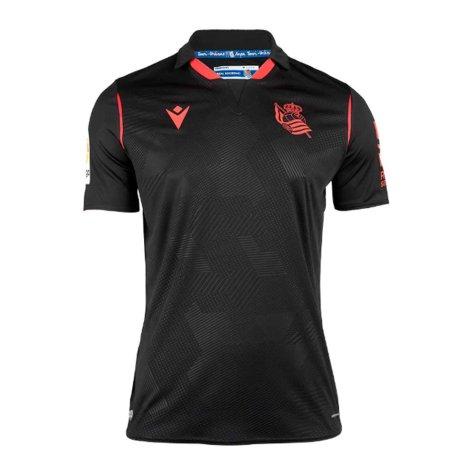 2020-2021 Real Sociedad Away Shirt