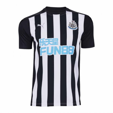 2020-2021 Newcastle Home Football Shirt