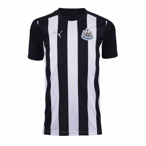 2020-2021 Newcastle Home Football Shirt (Kids)