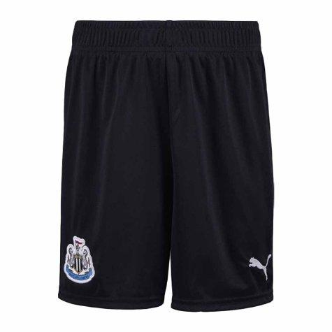 2020-2021 Newcastle Home Football Shorts (Kids)