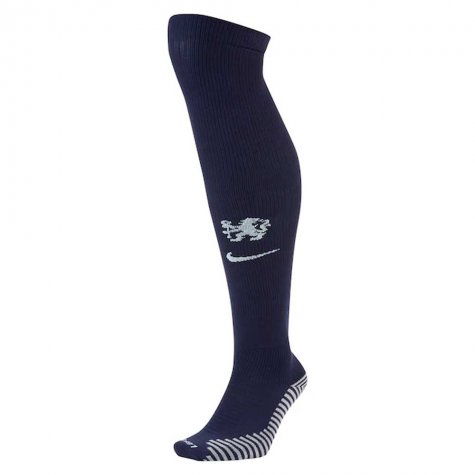 2020-2021 Chelsea Nike Away Socks (Navy)