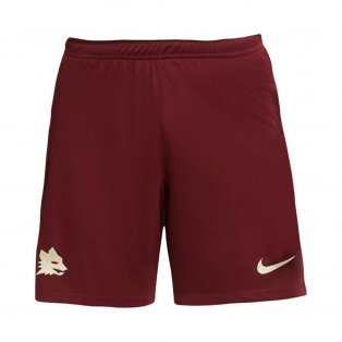 2020-2021 AS Roma Away Nike Football Shorts (Kids)