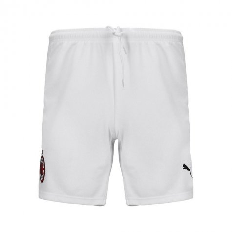 2020-2021 AC Milan Puma Home Shorts (Kids)
