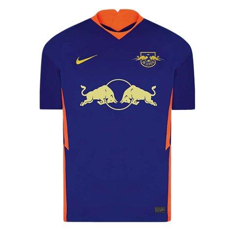 2020-2021 Red Bull Leipzig Away Nike Football Shirt