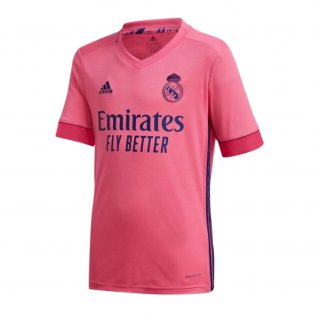 2020-2021 Real Madrid Adidas Away Shirt (Kids)