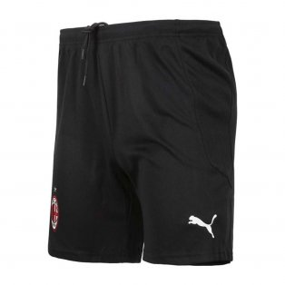 2020-2021 AC Milan Puma Change Home Shorts (Kids)