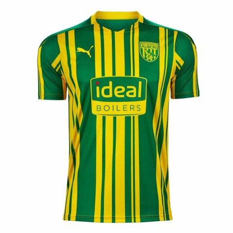 2020-2021 West Bromwich Albion Puma Away Football Shirt