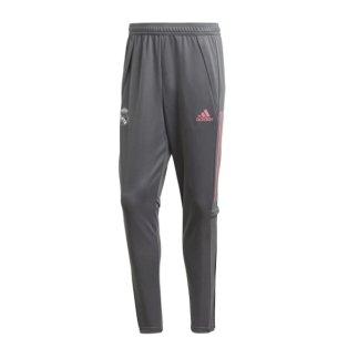 2020-2021 Real Madrid Adidas Training Pants (Grey) - Kids