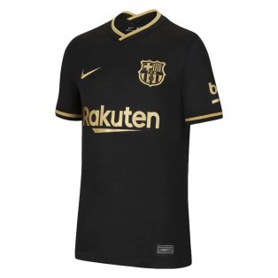 2020-2021 Barcelona Away Nike Football Shirt