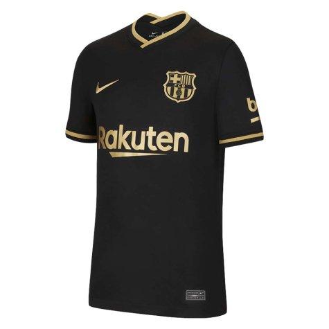 2020-2021 Barcelona Away Nike Shirt (Kids)