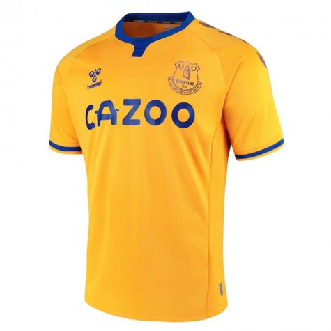 2020-2021 Everton Hummel Away Football Shirt
