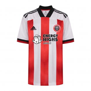 2020-2021 Sheffield United Home Football Shirt (Kids)