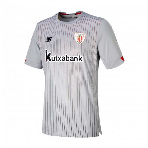 2020-2021 Athletic Bilbao Away Football Shirt