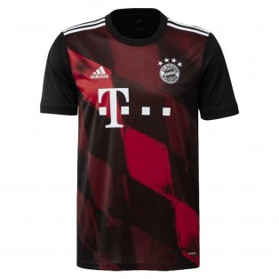 2020-2021 Bayern Munich Adidas Third Football Shirt