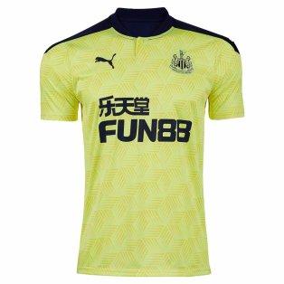 2020-2021 Newcastle Away Football Shirt