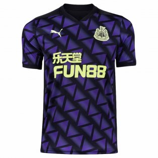 2020-2021 Newcastle Third Football Shirt