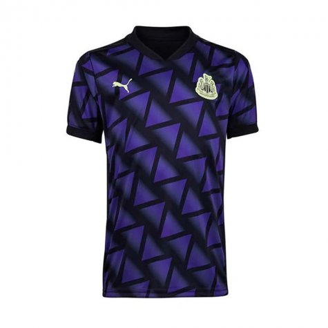 2020-2021 Newcastle Third Football Shirt (Kids)
