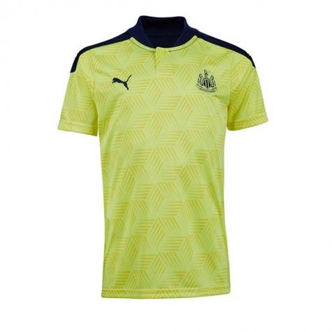 2020-2021 Newcastle Away Football Shirt (Kids)