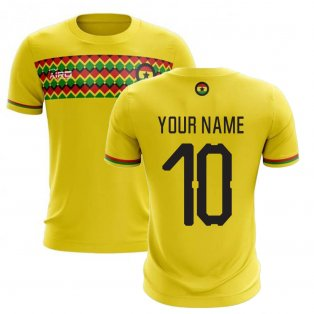 2019-2020 Ghana Third Concept Football Shirt (Your Name)