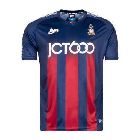 2020-2021 Bradford City Avec Away Football Shirt