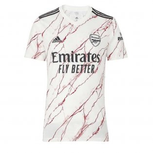 2020-2021 Arsenal Adidas Away Football Shirt