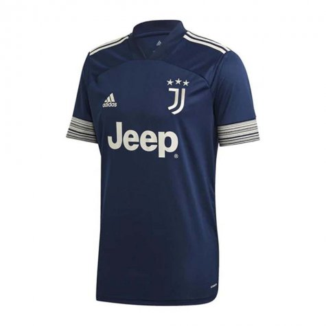 2020-2021 Juventus Adidas Away Football Shirt