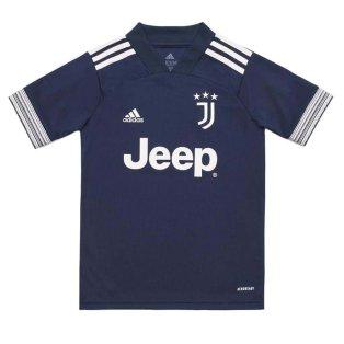 2020-2021 Juventus Adidas Away Shirt (Kids)