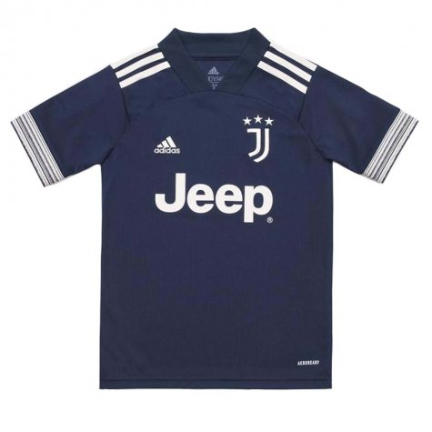 2020-2021 Juventus Adidas Away Shirt (Kids)