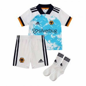 2020-2021 Wolves Away Mini Kit