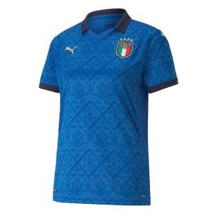 2020-2021 Italy Home Shirt - Womens
